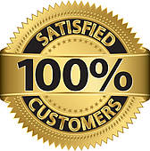 Very satisfied customers gold water group
