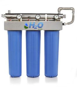 H2O4Life uv filter